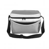 Arctic Large Cool Bag Grey/White