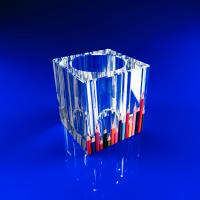 Crystal Glass Pen Pot