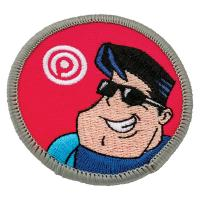 Embroidered Patch (60mm)