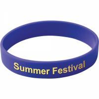 Silicone Wristband (Child: Printed Design)