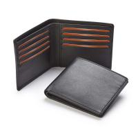 Sandringham Nappa Leather Deluxe Zipped Travel Wallet