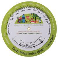 380gsm Card Info Wheel + Gloss or Matt Laminate
