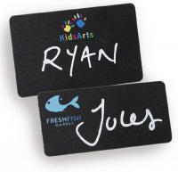BLACKBOARD REUSABLE NAME BADGES E99701