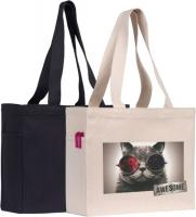 CRANBROOK 10oz COTTON CANVAS TOTE BAG - COLOURS E911306