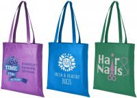 ZEUS NON-WOVEN CONVENTION TOTE BAG E910506