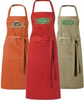VIERA APRON WITH 2 POCKETS E912207