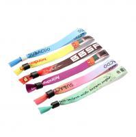 Fabric Wristbands - Full Colour