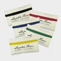 Green & Good Organic Pencil Case - Cotton 10oz