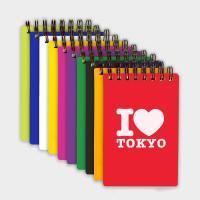 Green & Good A7 Polypropylene Notebook - Recycled