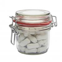 125ml Glass jar with a choice of special category sweets