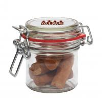 255ml Glass jar with choice of special category sweets