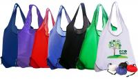 210d Polyester Foldable Promotional Bag