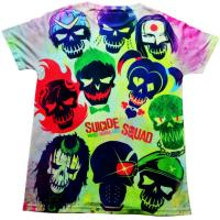 DYE SUBLIMATION PRINTED T-SHIRT