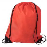 Drawstring Sports Bag Red