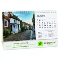 Smart-Calendars- Panorama Easel With Board Envelope - British Made