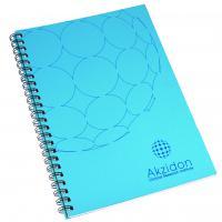 Enviro-Smart- A5 Till Receipt Cover Wiro notepad - British Made
