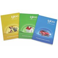 A6 Smart Book Trio (3 books) - British Made