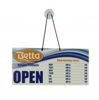 Open Close Signs - British Made