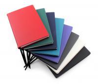 ELeather A5 Casebound Notebook - British Made