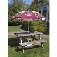 Classic Garden Parasol - British Made