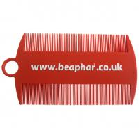 PET FLEA COMB - British Made