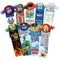 Mophead Character Bookmarks