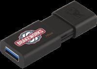Kingston DataTraveler 100 G3 - 16GB (Spot Colour Print)