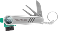 Multifunction Golf Pen Knife (Engraved)