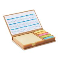 MEMOCALENDAR Desk set memo with calendar    MO9394-13