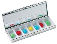 7 Day Pill Box Dispenser