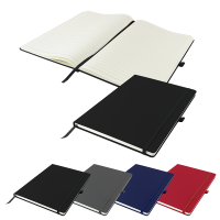 Dunn A4 PU Soft Feel Lined Notebook (196 pages)