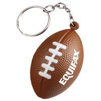 Stress American Football Keyring