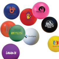60mm Stress Ball - Low Cost *