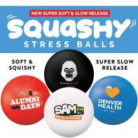 Premium Squashy 70mm Stress Balls *