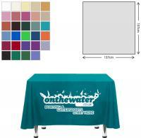 Fabric Square Tablecloth (138 X 138cm)