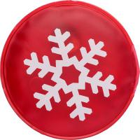 Christmas themed re-usable heat pad.