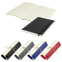 Flex A5 Flexi Lined Smooth Thermal PU Notebooks (196 pages)
