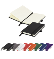 Moriarty A6 Lined Soft Touch PU Notebook (196 pages)