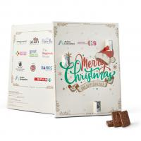 ADVENT DESKTOP CALENDAR - British Made