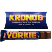 BRANDED CHOCOLATE BAR - British Made
