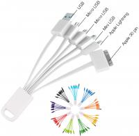 6 in 1 MULTI CHARGING CABLE E106408