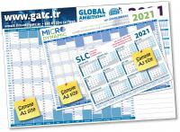 A1 WALL PLANNERS E1017401