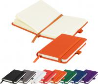 A6 LINED PU NOTEBOOK - MORIARTY E107208