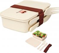 BAMBERG BAMBOO FIBRE LUNCHBOX E1011701 DISCONTINUED**