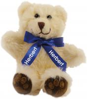 """CHESTER BEAR WITH BOW 5"""" E1016604"""