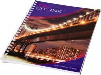 DESK-MATE® WIRE-O A5 NOTEBOOK 50 PAGES E105608