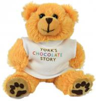 DEXTER BEAR WITH WHITE T-SHIRT 5 E1016605