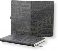 INFUSION A5 FULL EMBOSSED COVER NOTEBOOK E107105