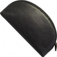 MELBOURNE LEATHER LADIES SMALL COSMETIC BAG E108508