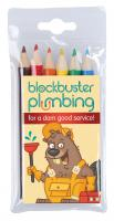 PACK OF COLOURING PENCILS E1016207